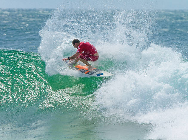 Surfing is an adventure sport in Sri Lanka
