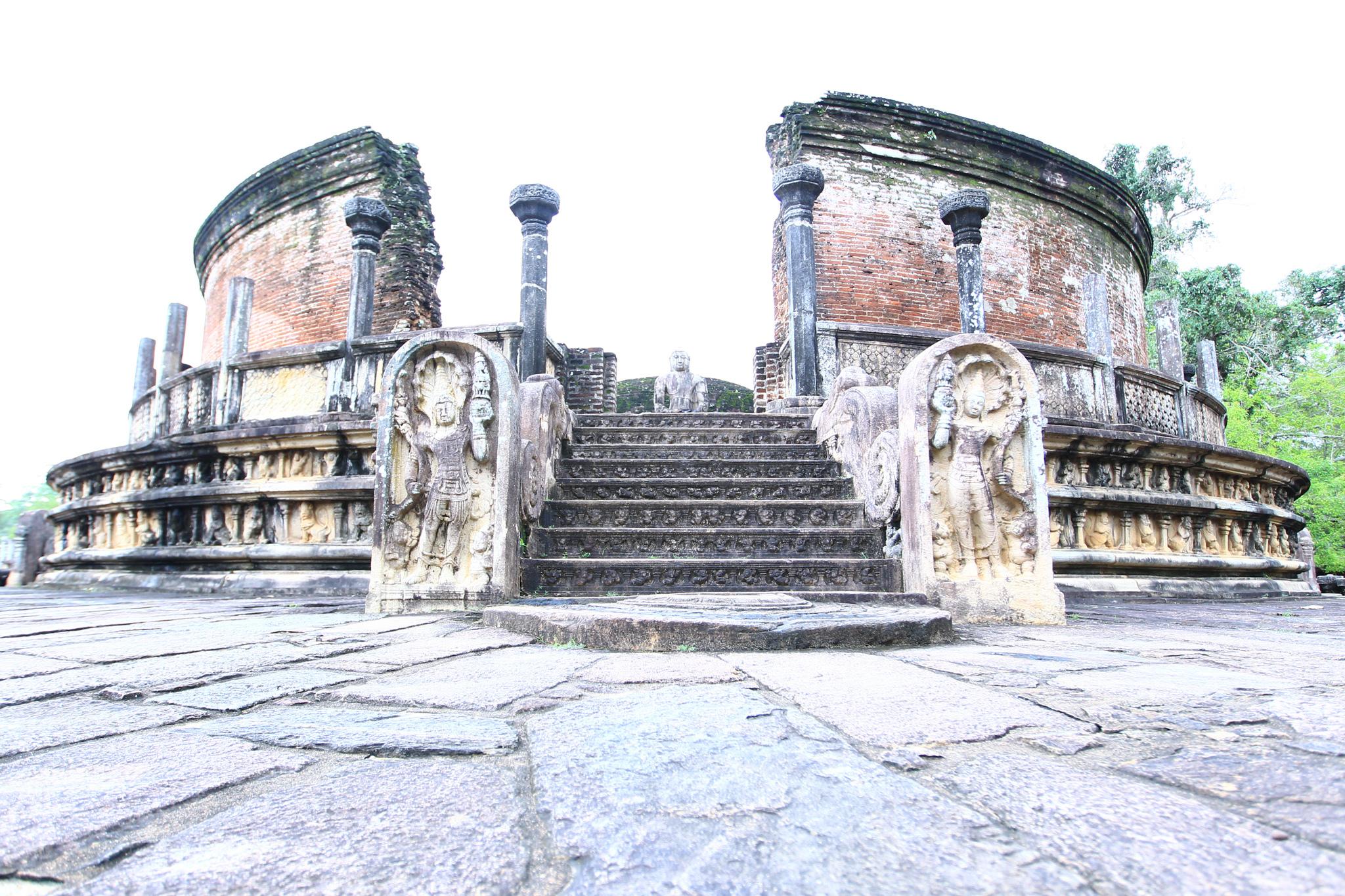 Vatadage in Polonnaruwa