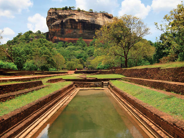 An ancient site in Matale