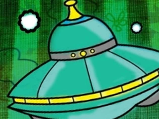 'Un extraterrestre qualsevol'