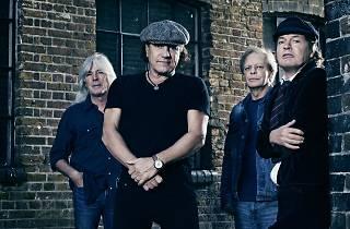 AC/DC, 2014