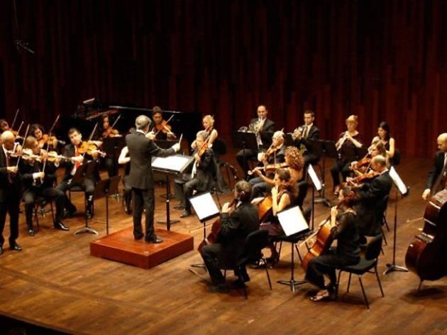 Concierto de Navidad a cargo de la orquestra catalana de cambra