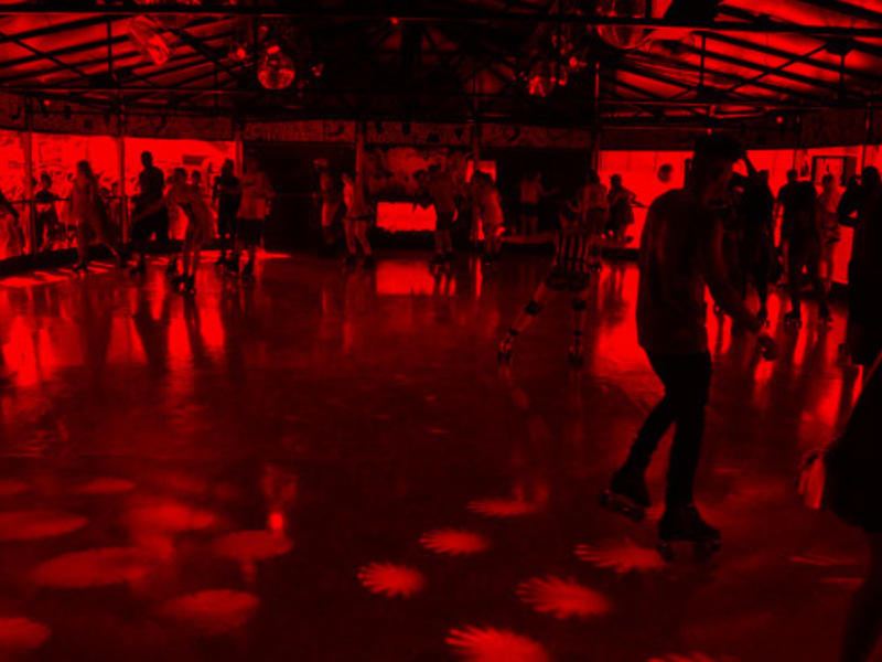 Closed: win tickets to Winterville's BUMP Roller Disco