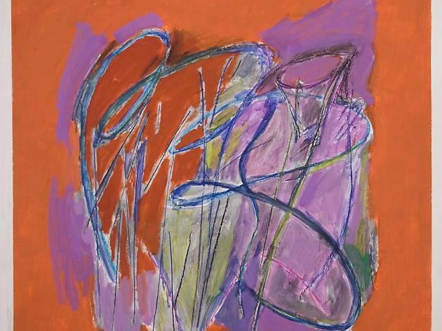 L'abstracció en equilibri. Alberto Solsona
