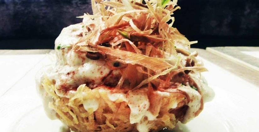Nido de patata de Saporem
