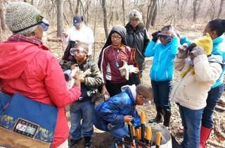 Pre-Kwanzaa Celebration with Audubon's Wild Indigo Nature Explorations