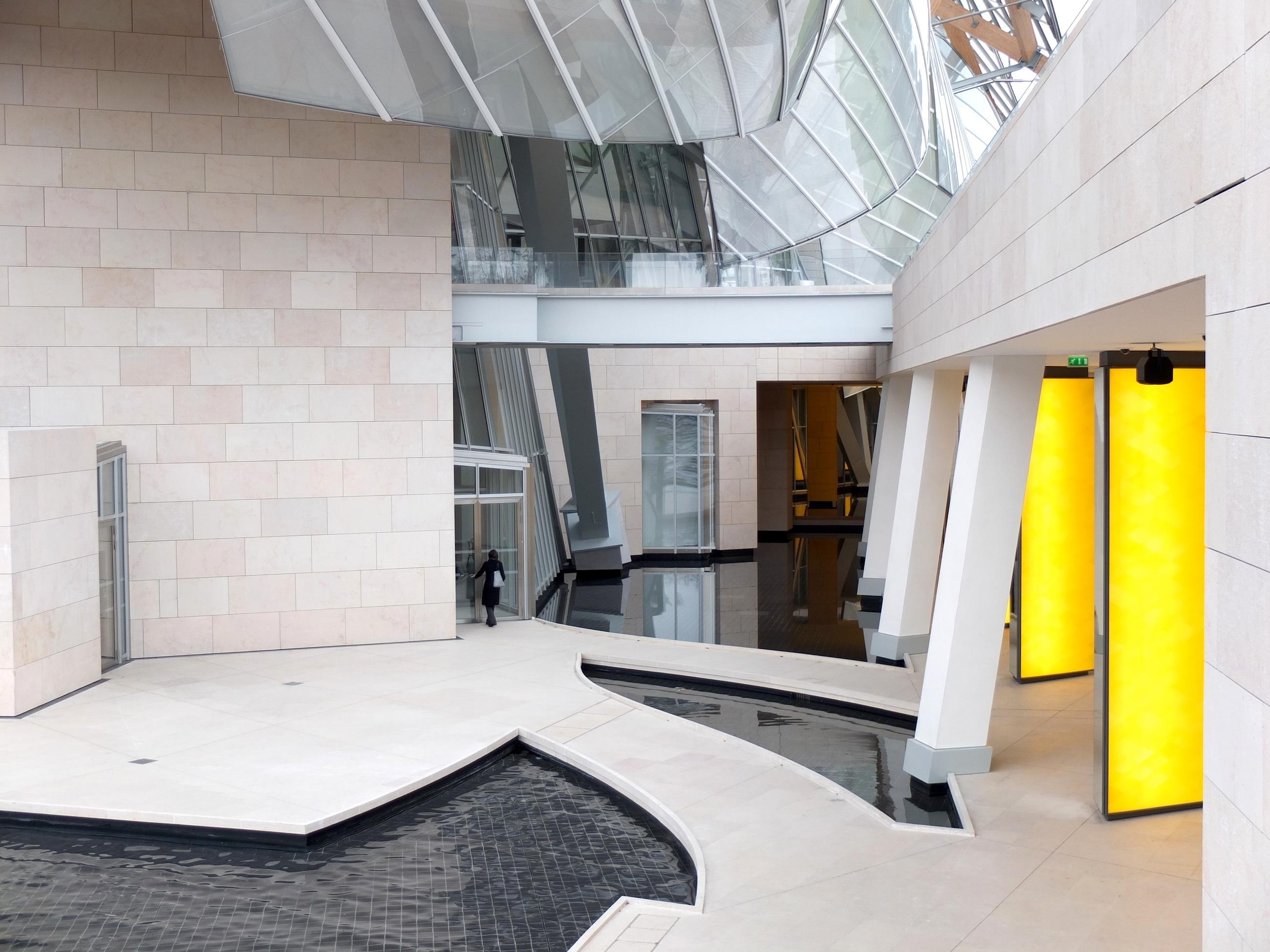 Vaisseau spécial :Fondation Louis Vuitton