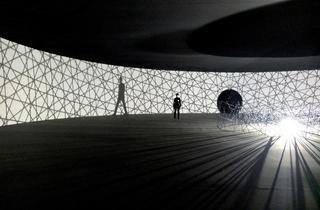 (Vue de l'exposition 'Contact' d'Olafur Eliasson / Photo : © TB / Time Out)