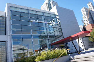 Yerba Buena Center for the Arts Theater
