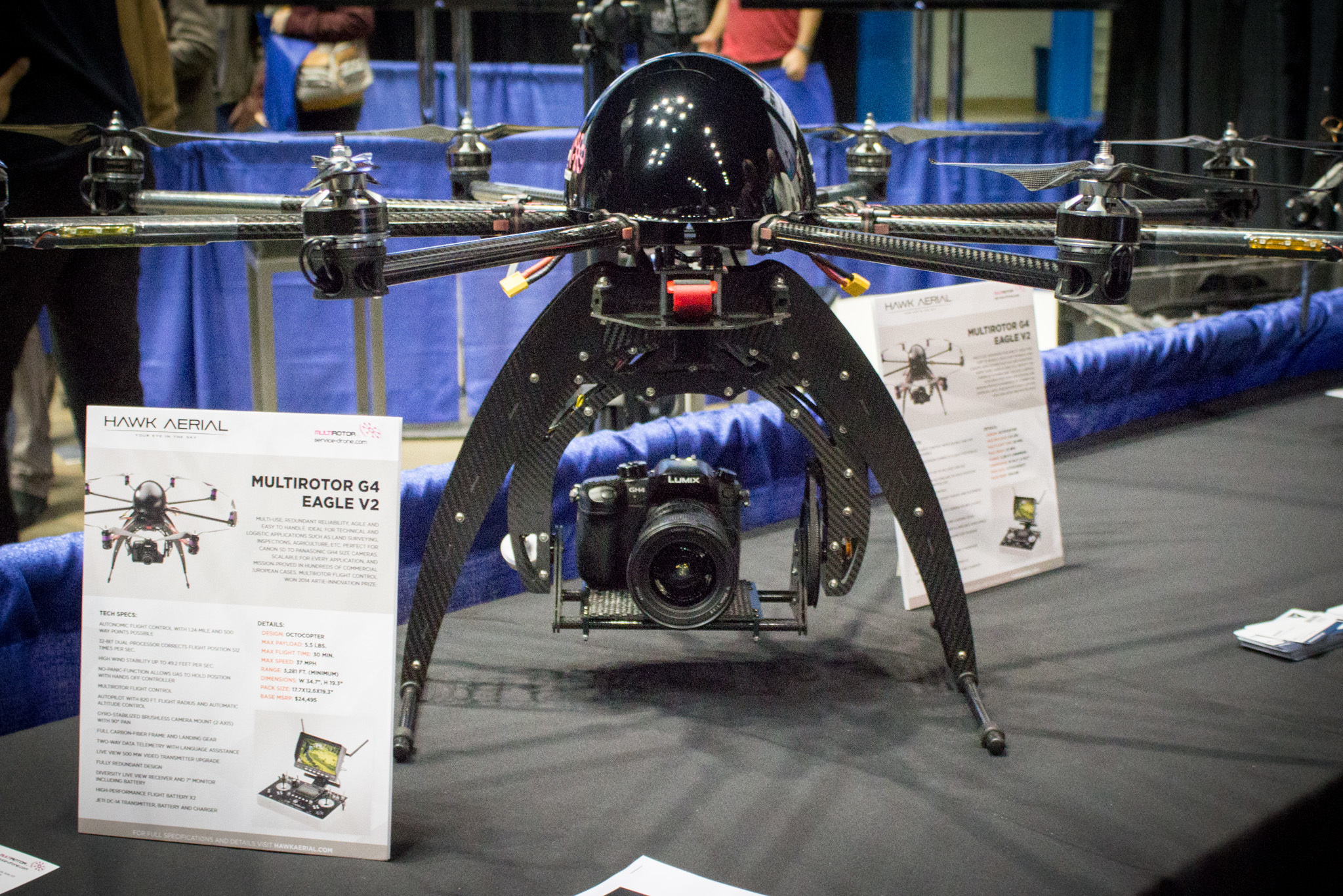 Meet your new flying robot best friend