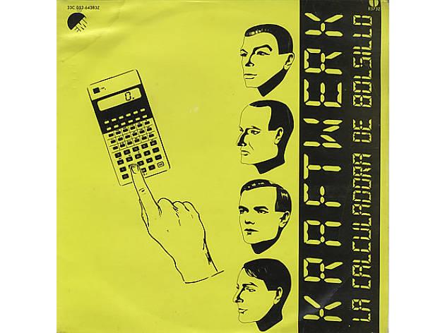 """""""Numbers"""" by Kraftwerk (1981)"""