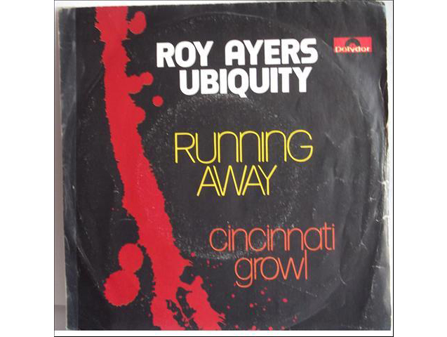 """""""Running Away"""" by Roy Ayers Ubiquity (1977)"""