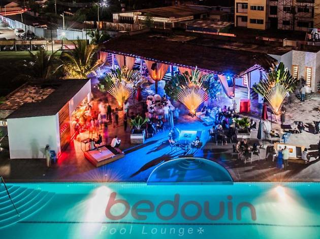 Annual Pool Party at Bedouin Pool Lounge