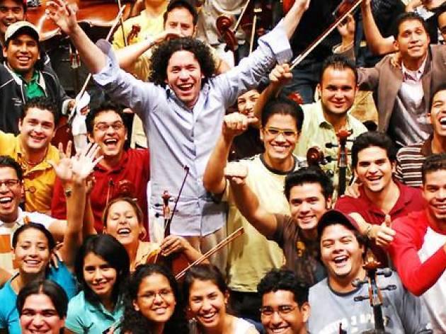 Orquesta Sinfónica Simón Bolívar de Venezuela + Gustavo Dudamel