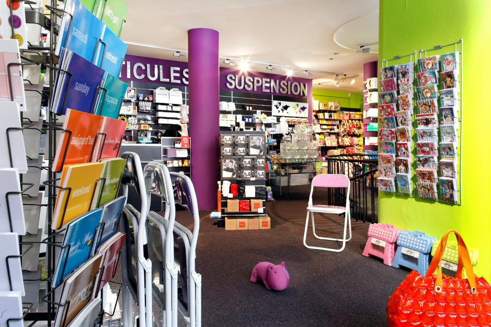 Particules en Suspension, Lausanne shop, Time Out Switzerland
