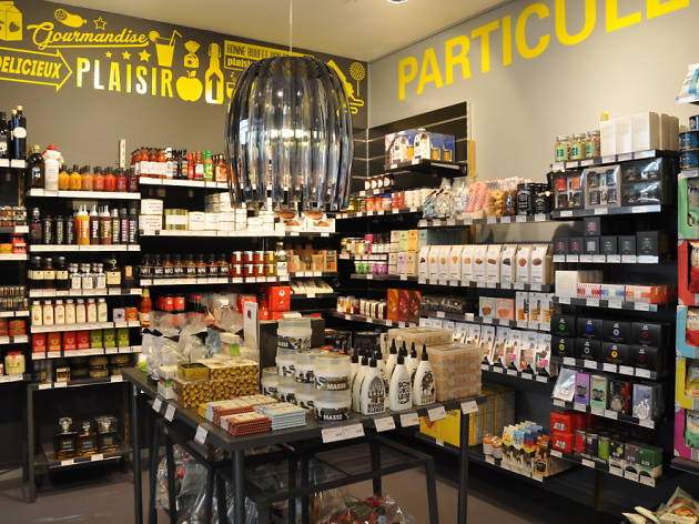 Particules Fines, Lausanne shop, Time Out Switzerland