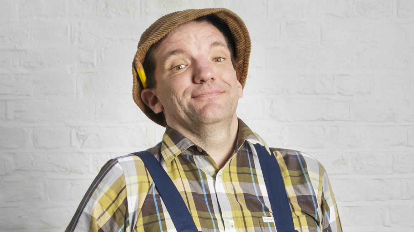 Henning Wehn: Get On With It