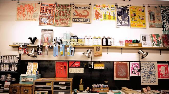 Tiendas y talleres de manualidades de barcelona - Casas zapateria barcelona ...
