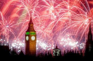 January: Happy New Year!
