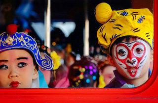 February: Chinese New Year
