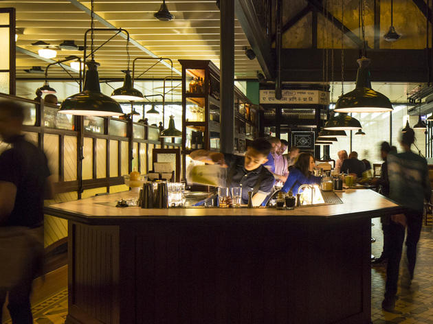 Eat: Dishoom