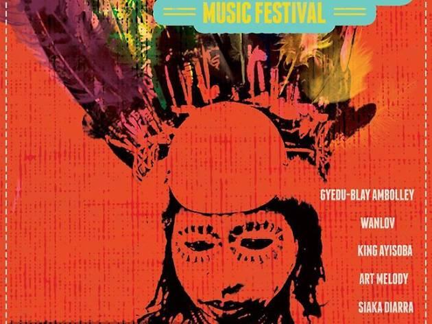 Sabolai Radio Music Festival at Efua Sutherland Park