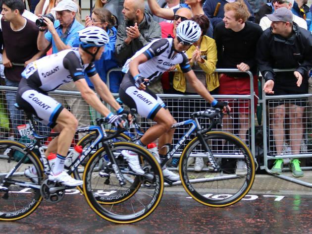 July: Tour de France
