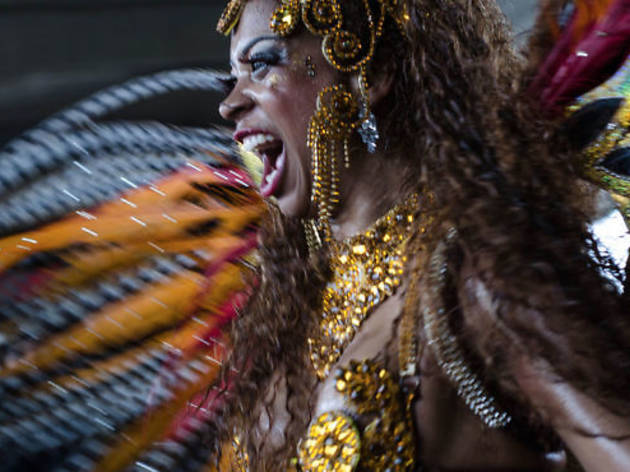 August: Notting Hill Carnival