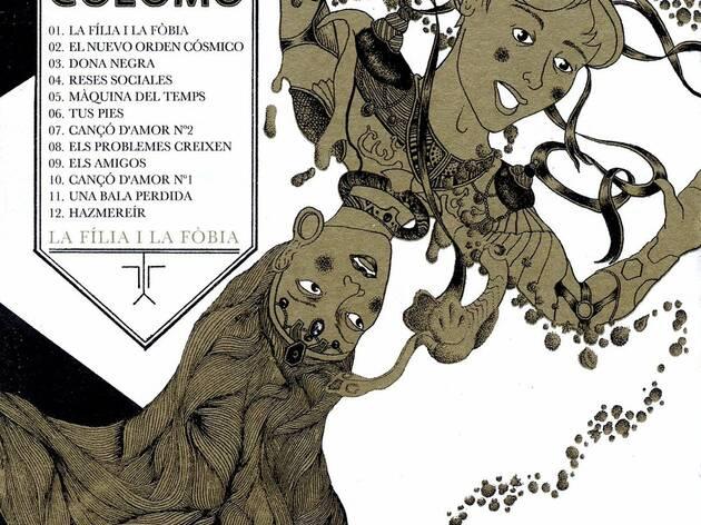 La fília i la fòbia, Joan Colomo