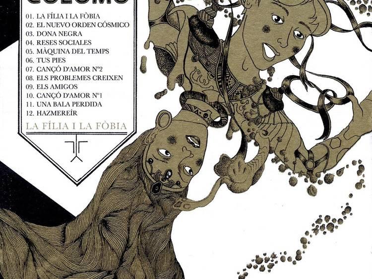 'Els amigos', Joan Colomo
