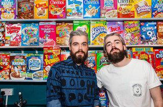 December: Cereal Killers