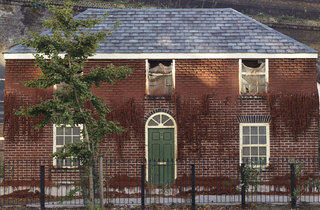 October: Wax house