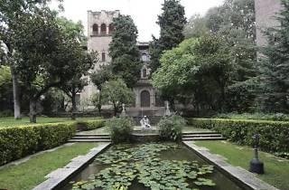 Portes obertes dels jardins de la casa de Muñoz Ramonet