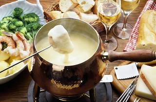 French SoHo café Maman rolls out monthly fondue dinners tonight