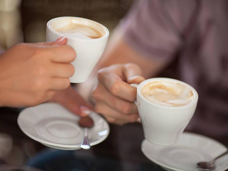 The Blend Café