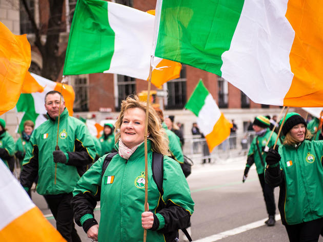 St. Patrick's Day Parade 2014 photos (slide show)