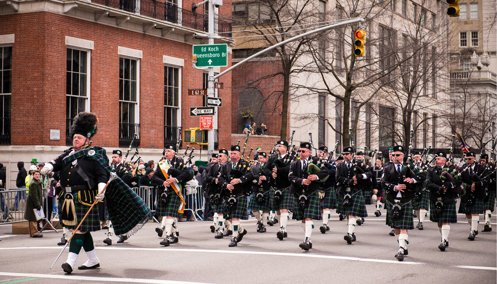 The guide to the St. Patrick's Day Parade in NYC