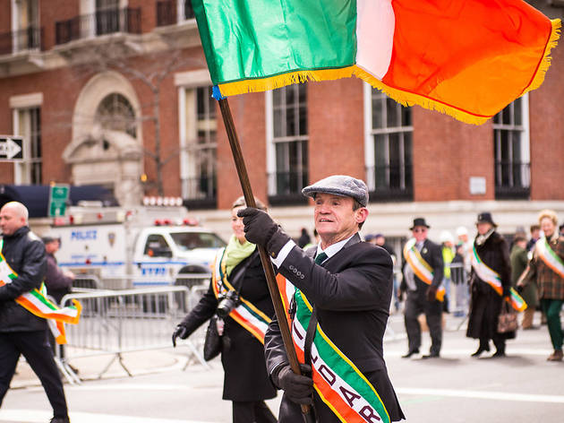 No mayor but plenty of smiles at the St. Patrick's Day Parade (slide show)