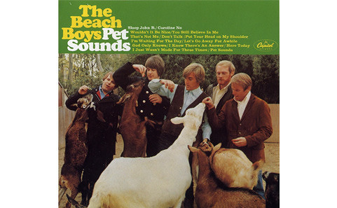 'Pet Sounds', de los Beach Boys