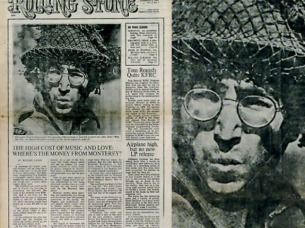 Lennon Rolling Stone