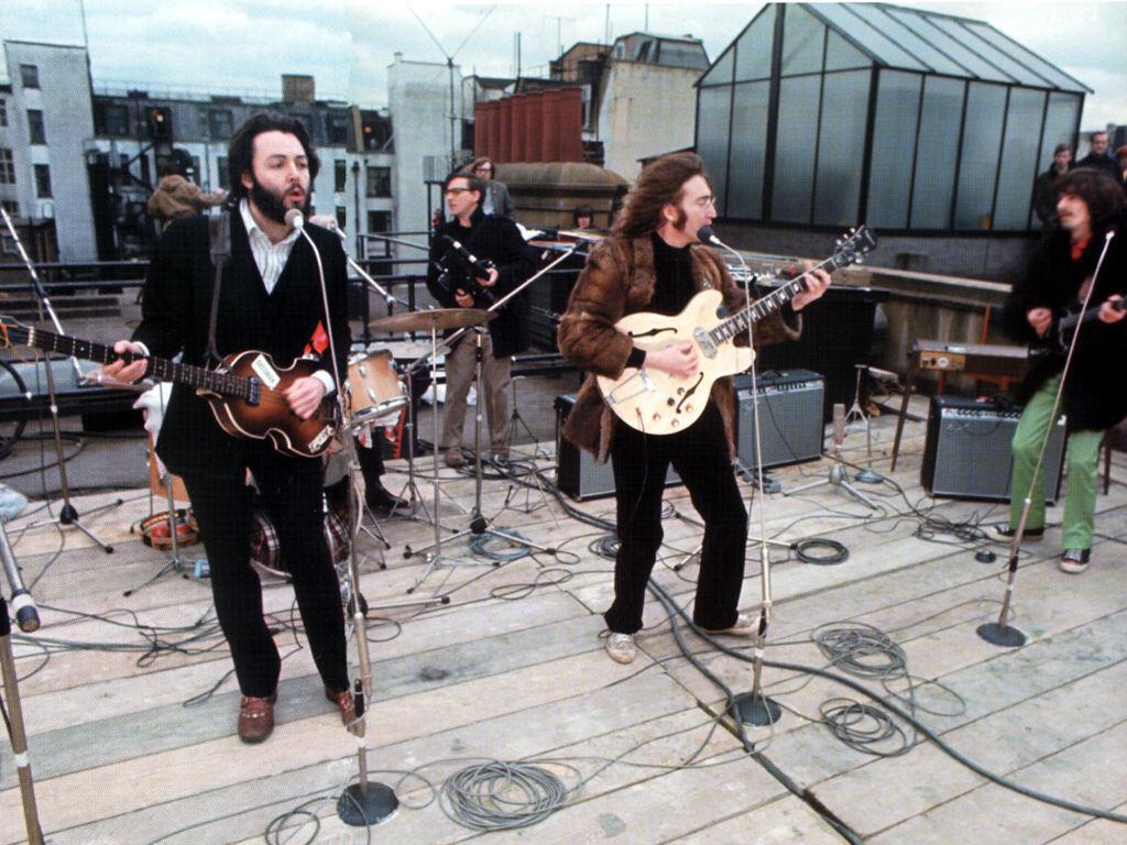 The Beatles en la Ciudad de México