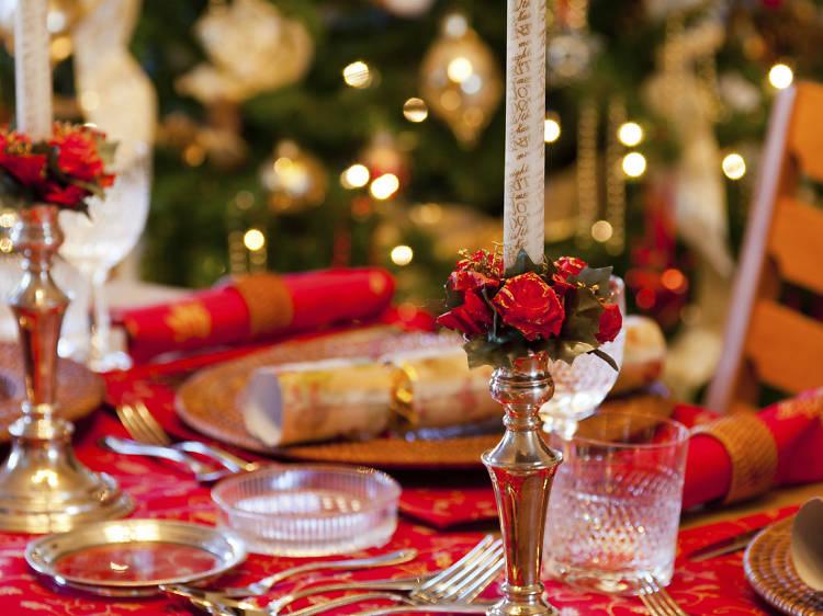 Restaurantes para celebrar Navidad en la CDMX