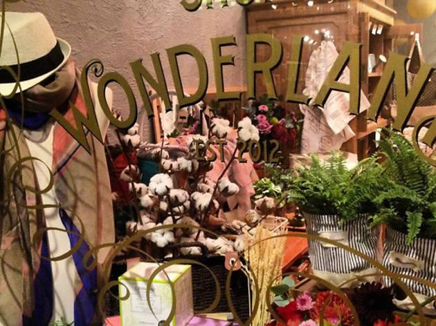 Shop Wonderland