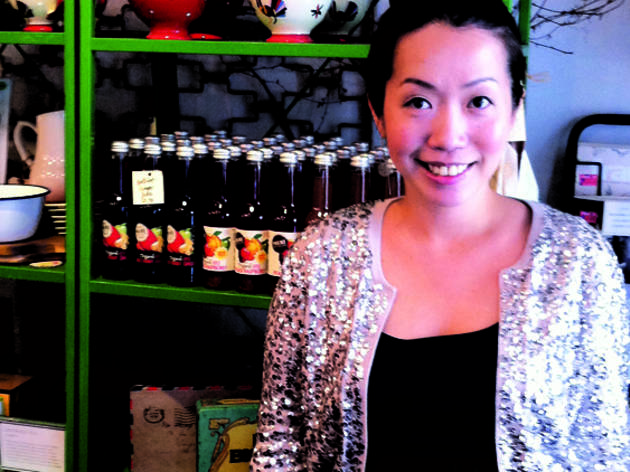 Melissa Wang of Shop Wonderland
