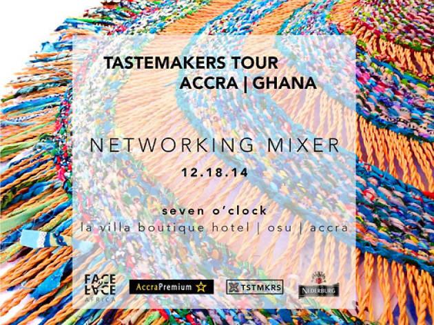 Tastemakers Tour - Accra