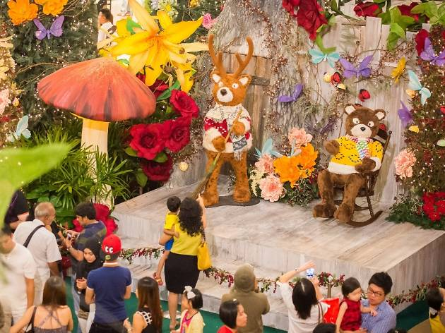 Christmas Fairy Tails at Mid Valley Megamall