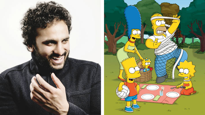 Nish Kumar on 25 years of 'The Simpsons'