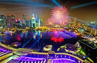 Glitterati New Year's Countdown Extravaganza 2015
