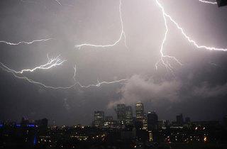 July: Lightning