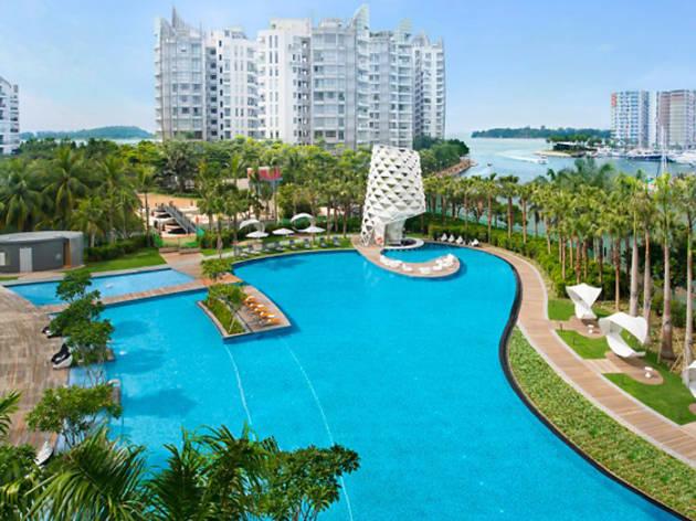 W Singapore Sentosa Cove - WET
